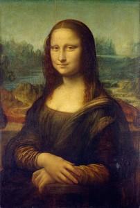 Mona Lisa Leonard de Vinci