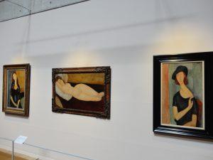 Modigliani @ Mémo, médiathèque de Montauban | Montauban | Occitanie | France