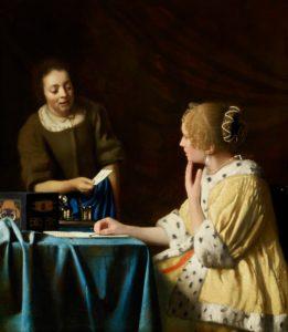 Vermeer par Geneviève Furnémont @ Mémo, médiathèque de Montauban | Montauban | Occitanie | France