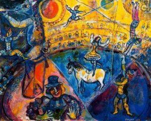 Le Cirque dans la Peinture @ Mémo, médiathèque | Montauban | Occitanie | France