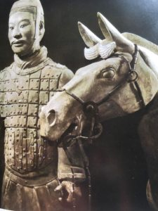 Soldats en terre cuite de Qin Shi Huang @ Mémo, médiathèque | Montauban | Occitanie | France