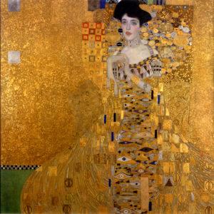 Klimt, d'or et de lumières @ Mémo, médiathèque