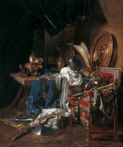 Paysages, natures mortes et peinture animalière en Hollande au XVIIème siècle @ Mémo, médiathèque   Montauban   Occitanie   France